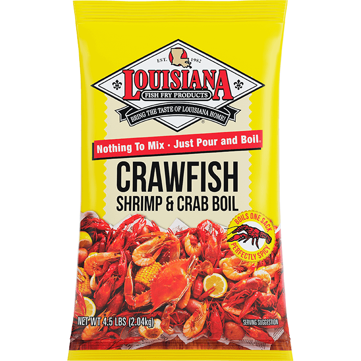 Large Bag of Crawfish Boil