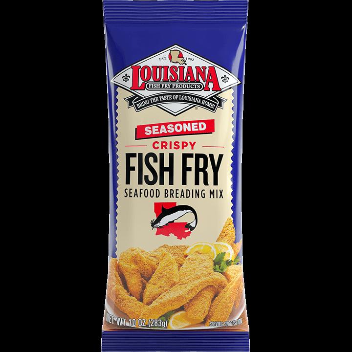 10 oz Seasoned Fish Fry